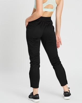 ASICS Tokyo Warm Up Jogger   Women's - Pants (Performance Black/Brilliant White)