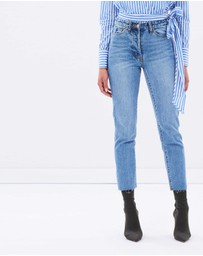 CAMILLA AND MARC - Margot Cropped Straight-Leg Jeans