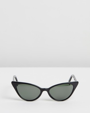 RIXX Eyewear Scarlett - Sunglasses (Black Polarised)