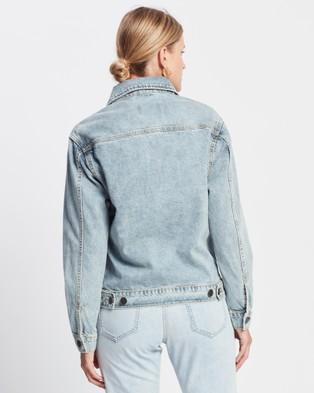 DRICOPER DENIM - Dazzler Denim Jacket - Denim jacket (Lighties) Dazzler Denim Jacket