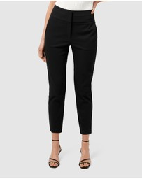 Forever New - Georgia Highwaist Cropped Pants