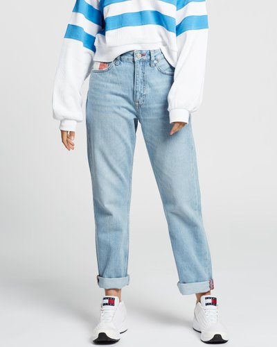 Harper Straight Ankle Jeans