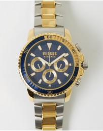 VERSUS Versace - Aberdeen 45mm Multifunction