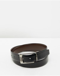 Crafti Reversible Leather Belt