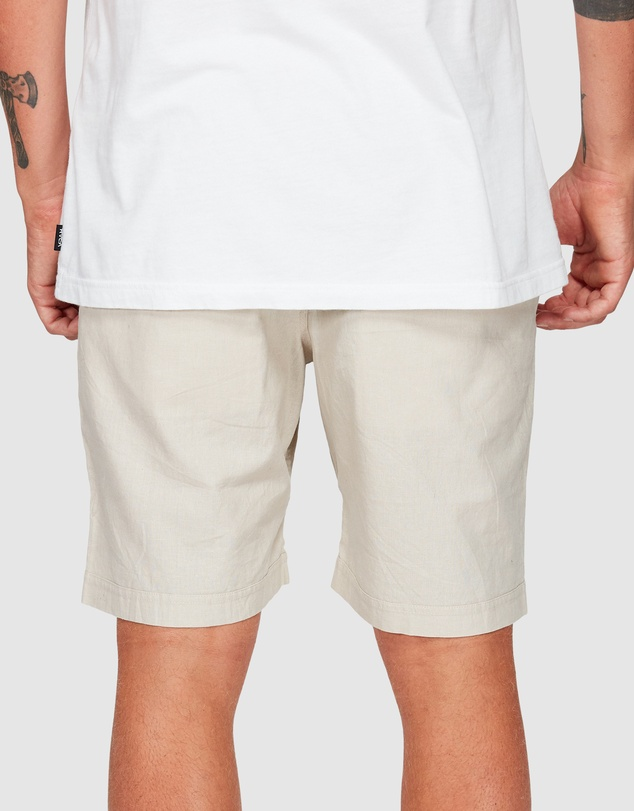 RVCA - Crush Linen Walkshorts