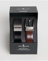 Jeff Banks - Two Belt Gift Set