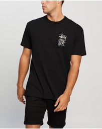 Stussy - Global Roots SS Tee
