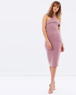 Bec & Bridge – Luxul Dress – Bodycon Dresses Lavender