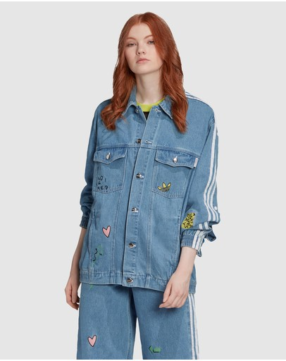 adidas Originals - Denim Jacket