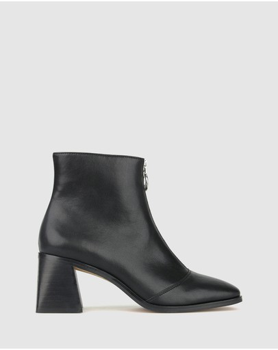 Betts - Swish Square Toe Ankle Boots