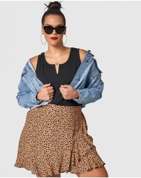 Sunday In The City - Maze Skirt
