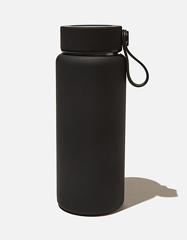Life On The Move Metal Drink Bottle 350ml