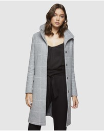 Oxford - Ronnie Check Coat