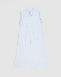 Feather Drum - Dillon Jumpsuit - Kids