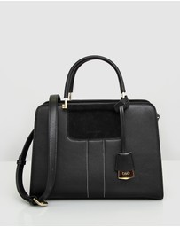 Belle & Bloom - Almost Famous Leather Satchel