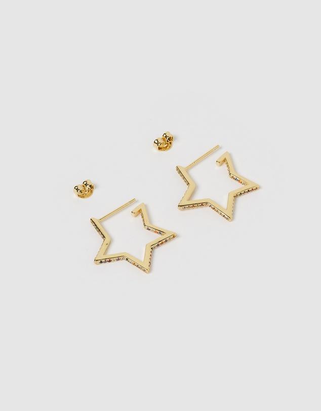 Women Supernova Earrings