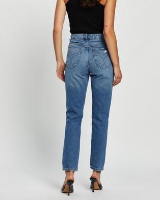 Rolla's Dusters Jeans - Slim (Meadow Worn Organic)