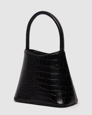 Brie Leon - The Mini Chloe Bag - Handbags (Black) The Mini Chloe Bag