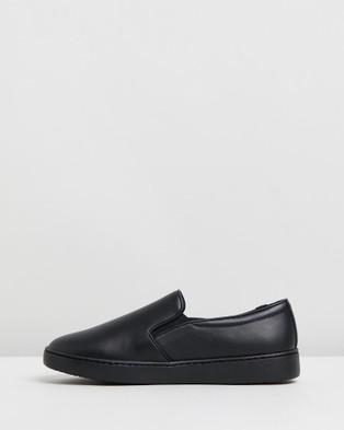 Vionic Avery Pro Slip On Sneakers - Slip-On Sneakers (Black)