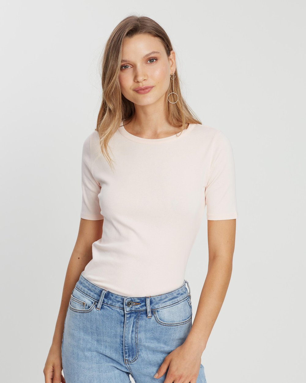 31c7988a7390 Perfect Fit Elbow Sleeve Tee by J.Crew Online | THE ICONIC | Australia