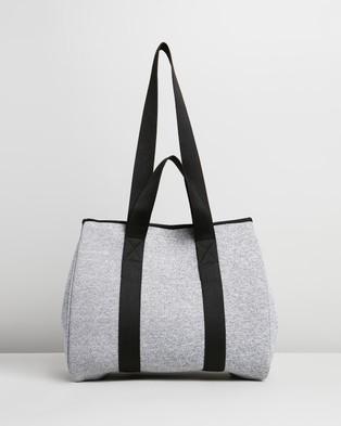 Prene The Gigi Bag - Bags (Light Grey Marle)