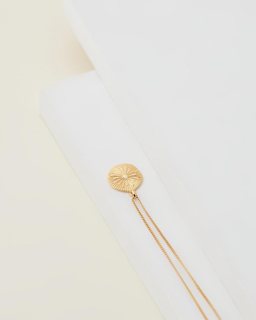 Avant Studio Siane Necklace Jewellery Gold