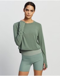 Nimble Activewear - Namaste Long Sleeve Top