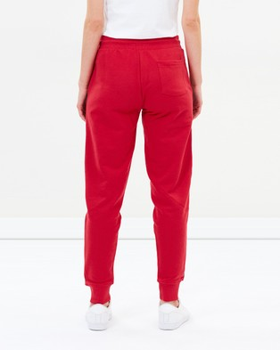 Tommy Hilfiger Nostalgia Track Pants - Joggers (Tango Red)