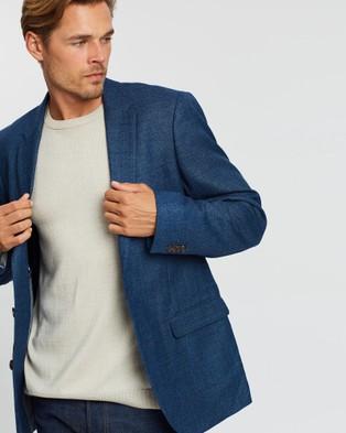 Sportscraft Williams Item Jacket - Suits & Blazers (blue)