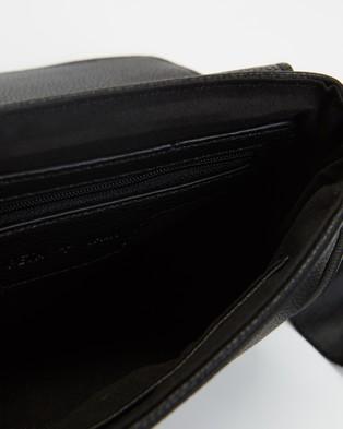 PETA AND JAIN Legacy Crossbody Bag - Handbags (Black )