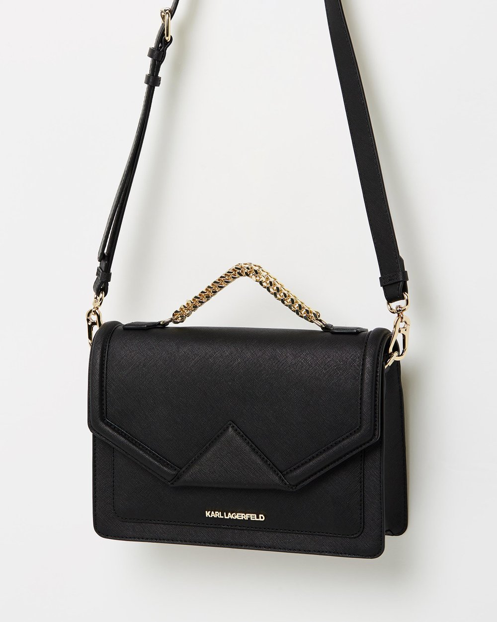 3a5ef59d2 K/Klassik Shoulder Bag by Karl Lagerfeld Online | THE ICONIC | Australia