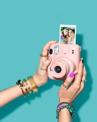 Fujifilm Instax Mini 11 - Tech Accessories (Pink)