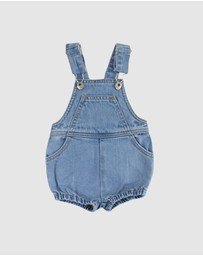 LTL PPL - The Vintage Romper