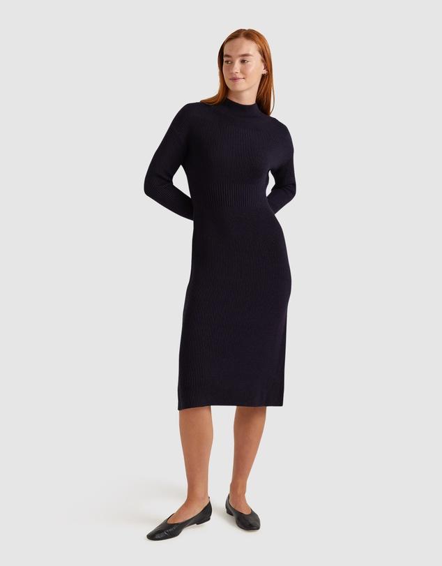 Women Roxy Rib Dress
