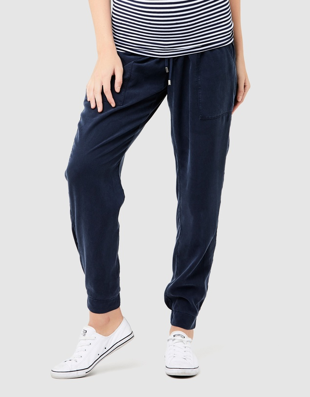 Ripe Maternity - Tencel Off Duty Pants