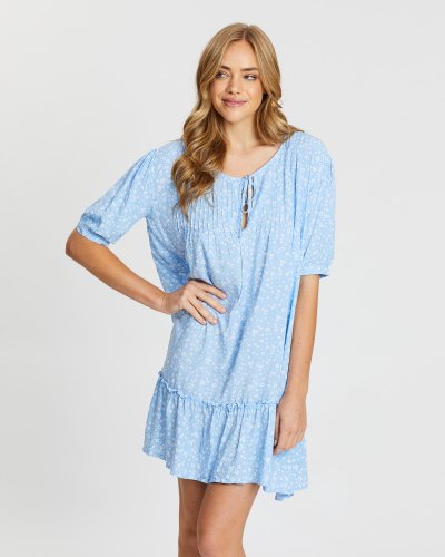 Mathilda Pintuck Nightie