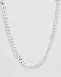 Chained & Able - Cuban Link Chain Necklace