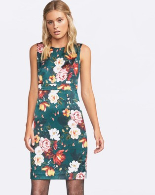 Alannah Hill – A Precious Gift Dress – Dresses (Multi)