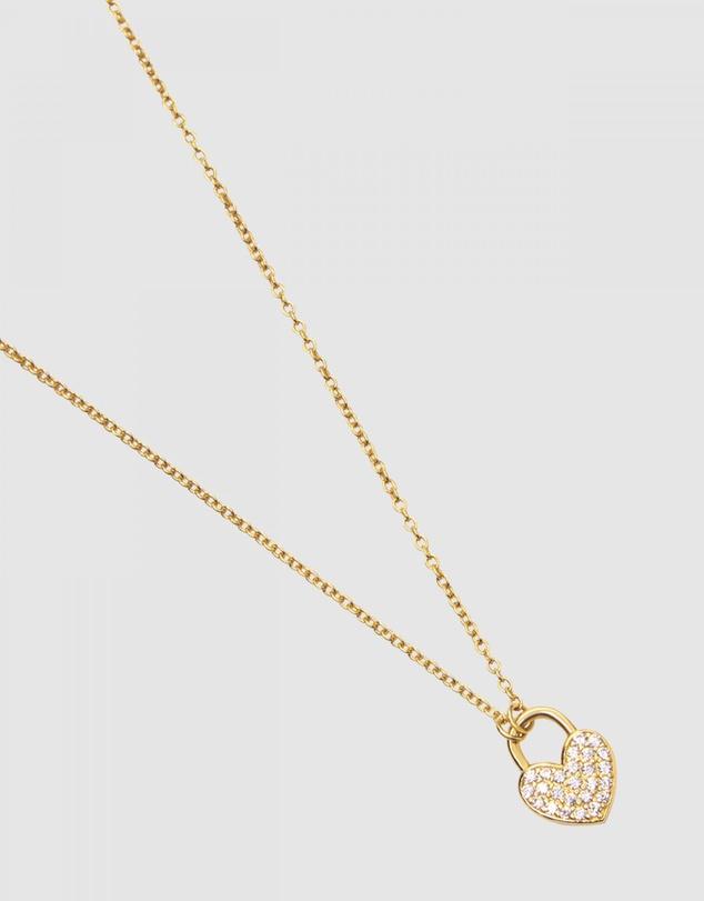 Women Stolen Heart Necklace