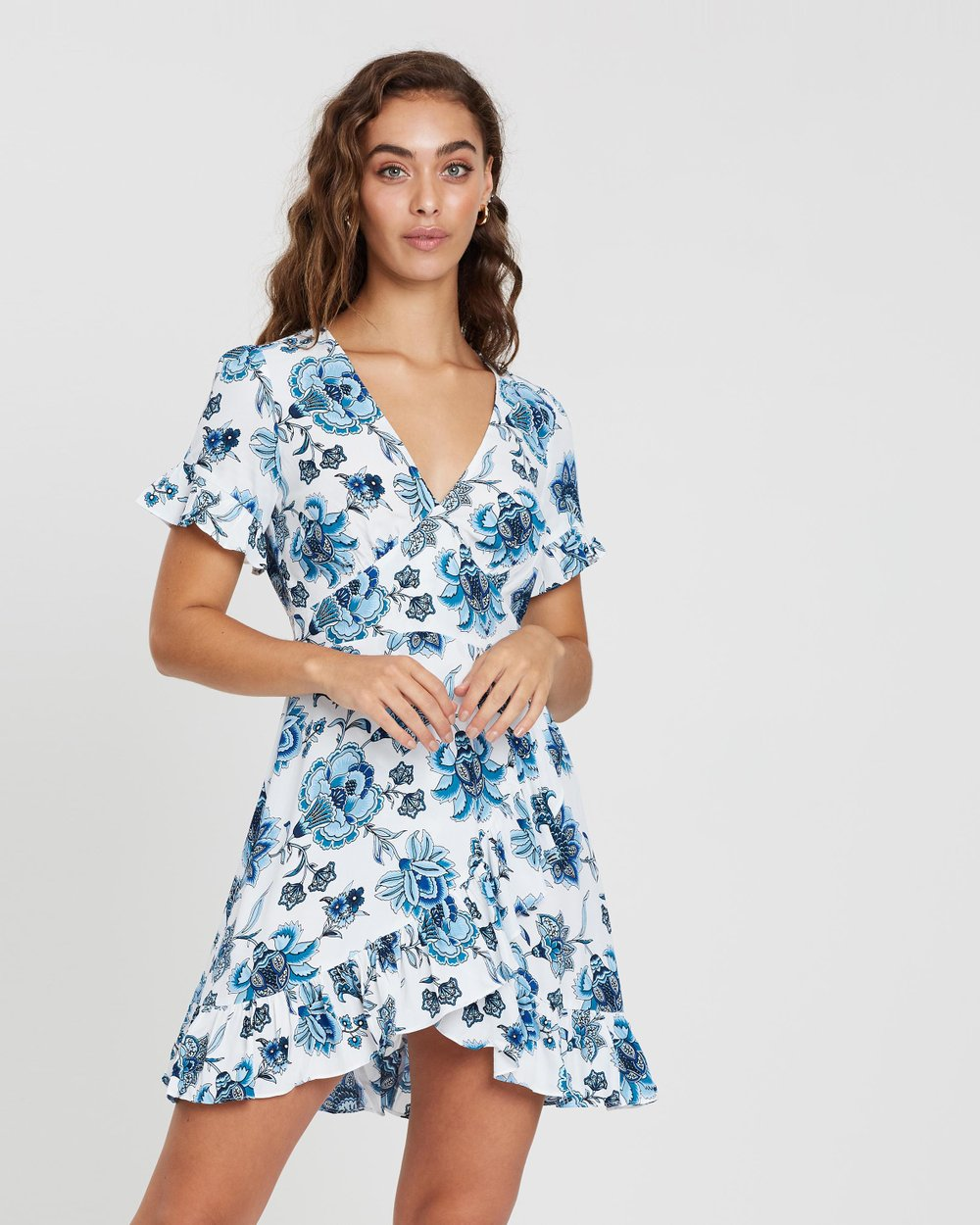 a478a78011b1a3 Aliki Dress by Tigerlily Online | THE ICONIC | Australia