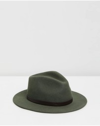 Brixton - ICONIC EXCLUSIVE Messer Fedora