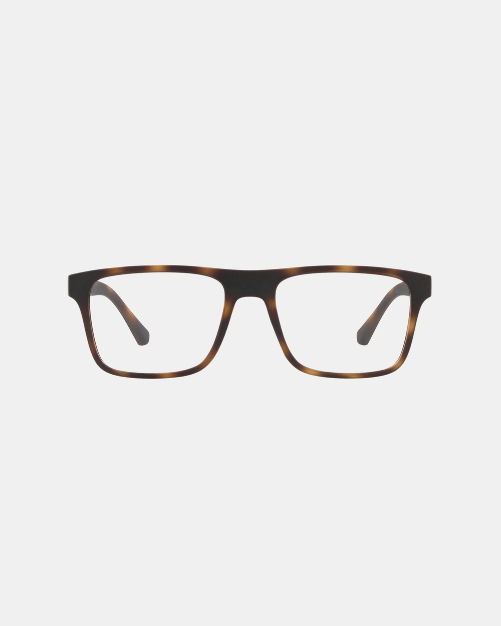 Emporio Armani Injected Man Clip On Set Sunglasses Havana Clip-On