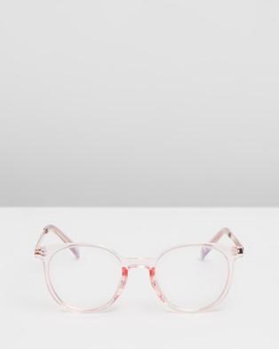 MINKPINK - Sky High - Sunglasses (Pink Lemonade) Sky High