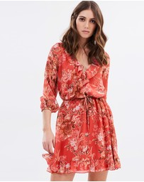 Wish - Sun Shower Wrap Dress