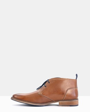 Acton Kosta - Casual Shoes (Brown)