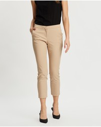 Marcs - Bella Stretch Twill Pants