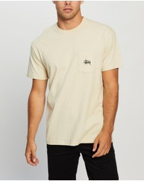 Stussy - Graffiti Pocket SS Tee