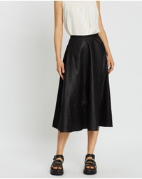 Lee Mathews - Phoebe A-Line Skirt