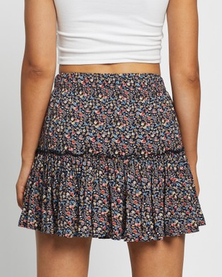 All About Eve Rochelle Skirt Skirts PRINT