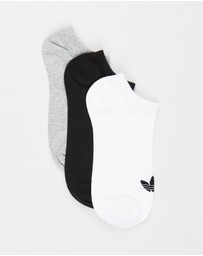 adidas Originals - Trefoil Liner Socks 3-Pack